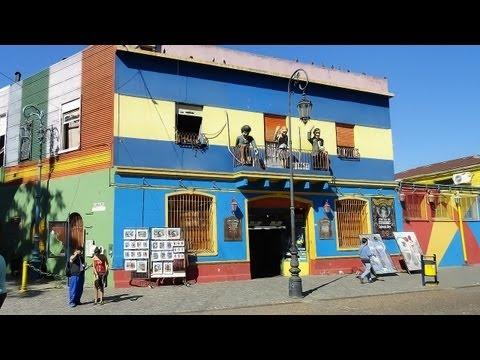 CAMINITO Y MUSEO DE BELLAS ARTES DE LA BOCA 'Benito Quinquela Martín'