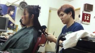 Chan bi Yun haircut Thumbnail