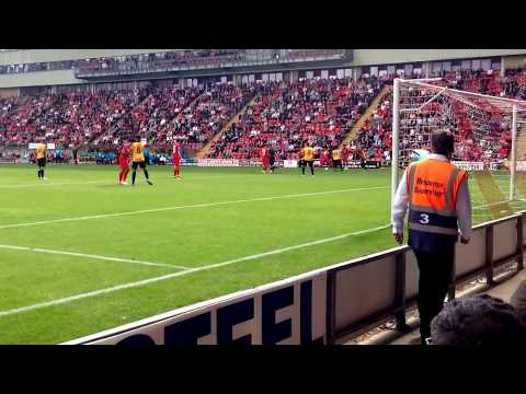 Leyton Orient vs Maidstone United VLOG