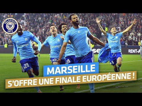 OM - Ligue Europa : Revivez la qualification pour la finale