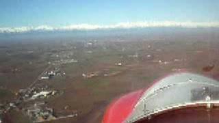 corby starlet cj1 abitacolo                  Volo sulla pianura   piemontese