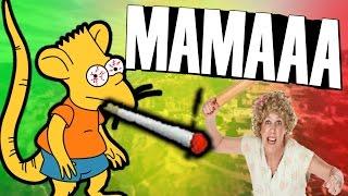 MAMA ME HE FUMADO UN PORRO!!! NIÑOS RATA TROLLEANDO A SUS MADRES  #172