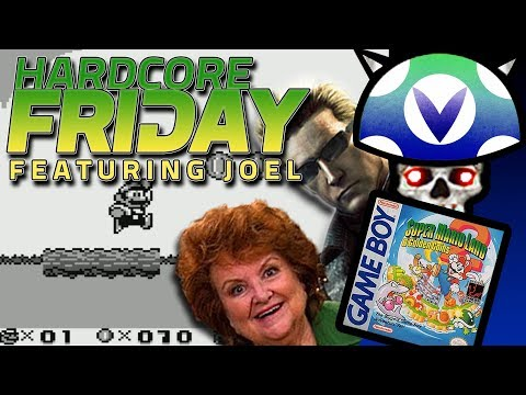 [Vinesauce] Joel - Hardcore Friday: Super Mario Land 2