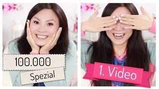 Mein ERSTES VIDEO - unveröffentlicht | 100.000 Abonnenten Special | Mamiseelen