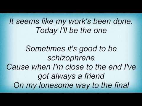 Edguy - Wings Of A Dream Lyrics