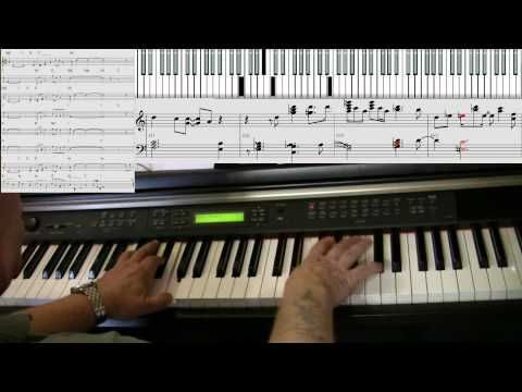 Crazy - Piano cover country western - Yvan Jacques