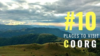 Top 10 Places in Coorg   Tourist Places in Coorg   Coorg   Places To Visit Coorg   Tourism   #003