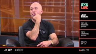 Jo Koy Interview on AXS Live