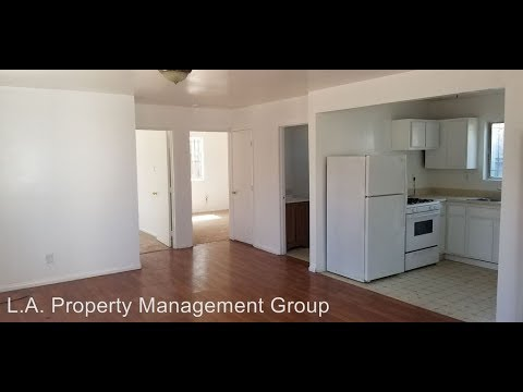 Los Angeles House Rentals 2BR/1BA by Los Angeles Property Management Companies