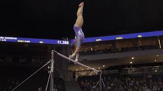 Morgan Hurd (USA) - Uneven Bars - 2020 American Cup