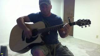 Tucker Doak's acoustic cover of Chris Young's Tomorrow