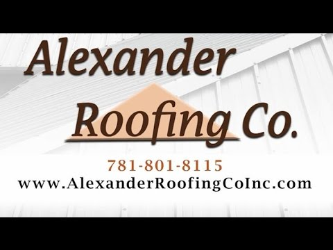 Alexander Roofing Co Inc. | Belmont MA Roofing Contractors  sc 1 st  YouTube & Alexander Roofing Co Inc. | Belmont MA Roofing Contractors - YouTube memphite.com