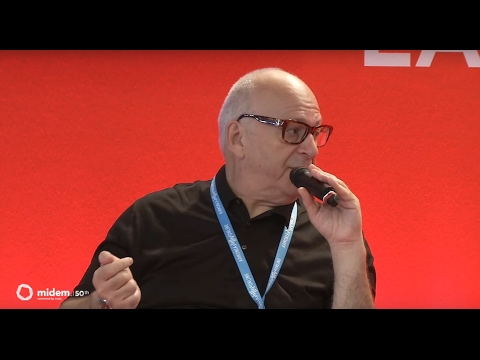 Keynote: Daniel Miller, Mute - Midem 2016