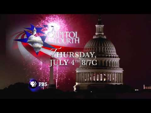 The 2019 'A Capitol Fourth' Concert Includes Some of America's Best Performers