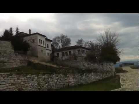 Castle of Berat, Albania 2013 HD