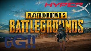 Взяли ТОП 3 в турнире от HyperX!!! (ВОЗМОЖЕН МАТ). PLAYERUNKNOWN'S BATTLEGROUNDS. PUBG. ПАБГ.