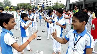 Gambar cover Yoga Activity in School
