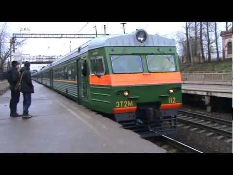 Электропоезд ЭТ2М-112
