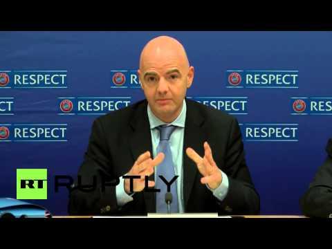 Switzerland: UEFA prohibits Crimean teams from playing in Russian leagues