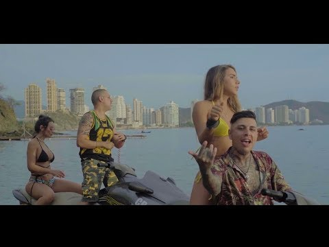 Lion Fiah - Humedad ft Rude Kido/ ( Video Oficial )
