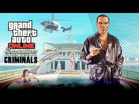 [Livestream] GTA Online: Executives and Other Criminals Met de crew