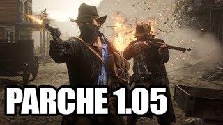 Red Dead Redemption 2 y Online –¿Qué incluye la actualización 1.05? Video