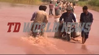 Pakistan rescue teams search flood hit Punjab province