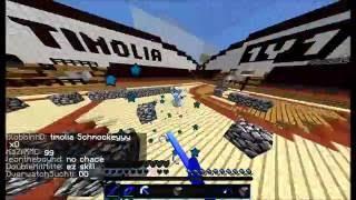 Warum keine Videos kamen / Minecraft 1v1 Timolia #1 / German