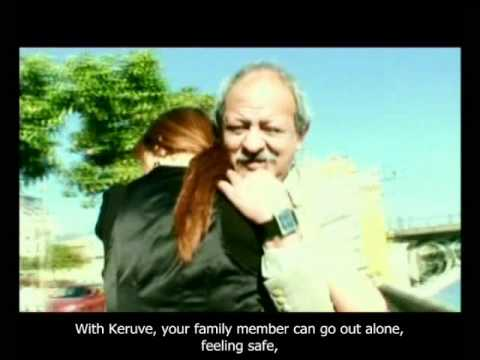 Keruve commercial. Alzheimer's GPS Tracking Device