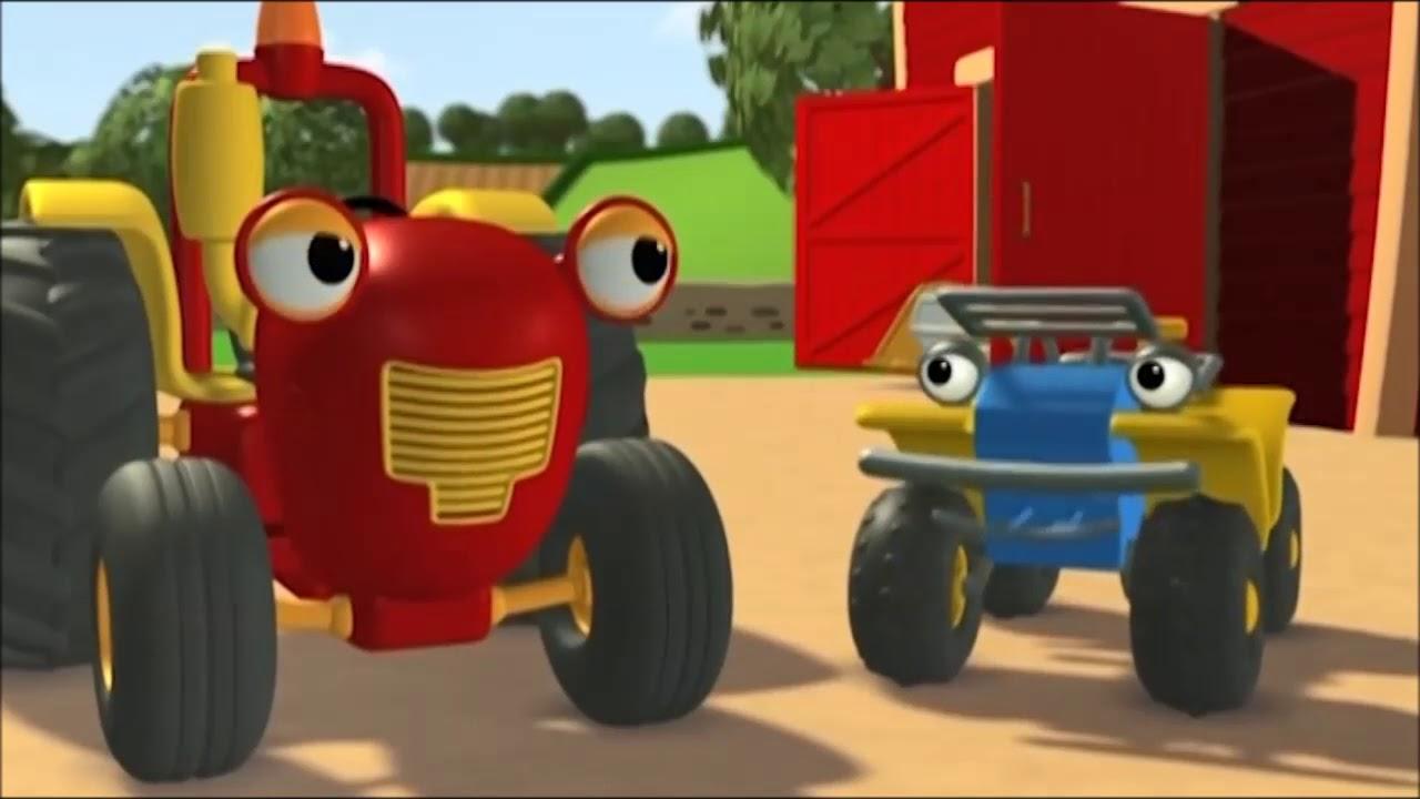 Tractor tom compilatie 14 nederlands youtube - Tracteur tom dessin anime ...