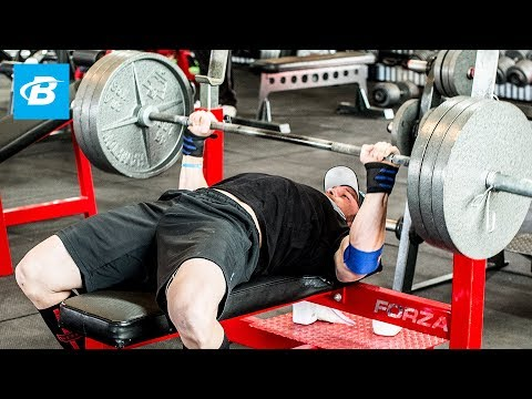 How To Bench Press: Layne Norton's Complete Guide - Bodybuilding