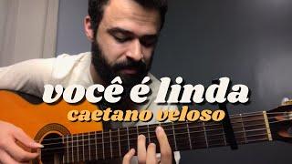 Você é linda - Caetano Veloso (Stefano Cover)