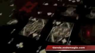 Vídeo: Baraja Gaff Black Tiger