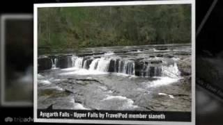 aysgarth falls yorkshire dales national park north yorkshire england united kingdom