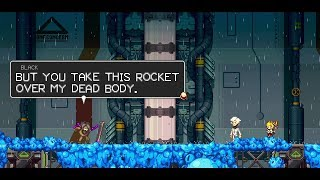 Iconoclasts - Agent Black  (2° scontro) (Boss fight #22 )