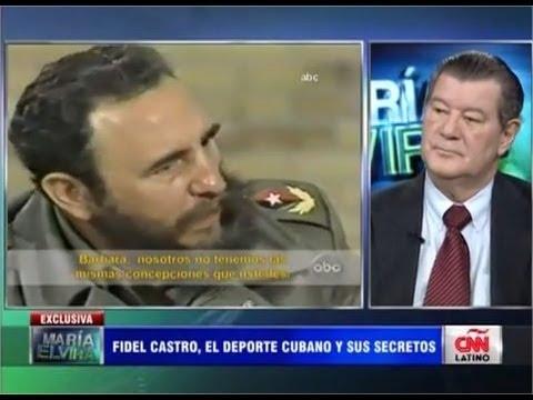 Fidel Castro, el deporte Cubano y sus secretos.