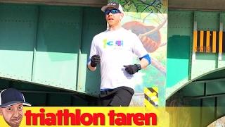 Half Ironman 70.3 Long Run and Bike Setup