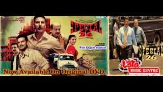 SPECIAL 26 (PG13) - DVD @ LATA MUSIC CENTRE Singapore
