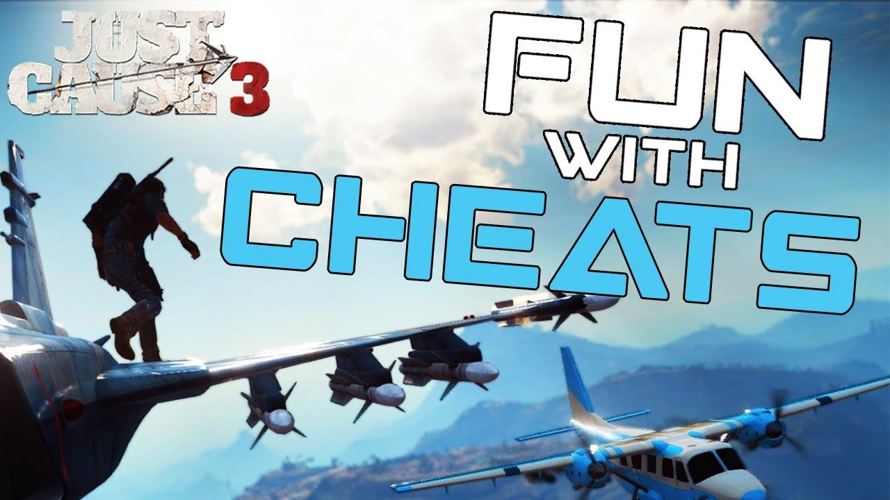 Just Cause 3: Trainer +26 - Invincible Fun with Cheats (Unlimited Tethers,  Unlimited Ammo etc )