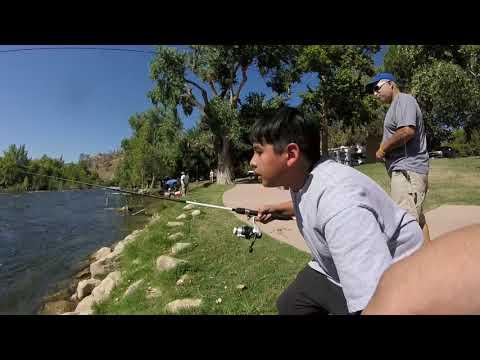 Pt2 Kern River Trout Fishing