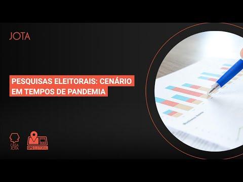 Pesquisas Eleitorais: cenário em tempos de pandemia| GPS Eleitoral | 06/11/20