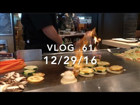 Last Day...Long Lunch  Vlog .61