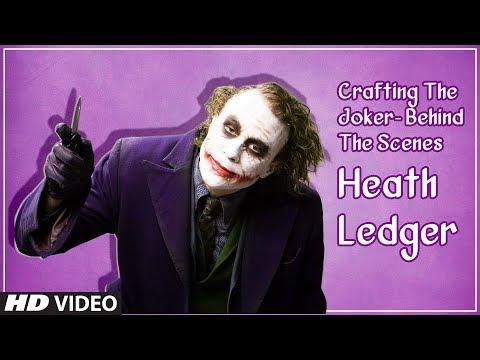 Heath Ledger's Preparation For The Joker's Character