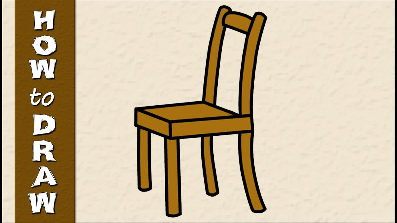 Kids Educational | Web Series | How to Draw a Chair ...