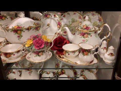 Royal Albert Old Country Roses China