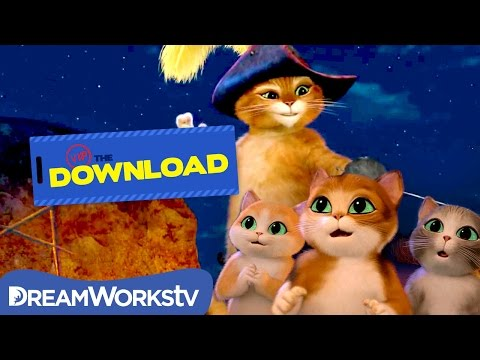 Top 5 CATS in Dreamworks Animation History | THE DREAMWORKS DOWNLOAD