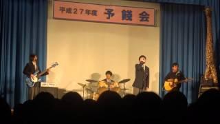 2016年2月16日予餞会 仰星学園高等学校 軽音楽部 HISTOLY.