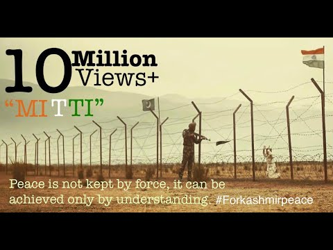 Emotional Indian Short film on Kashmir Peace|LA  film festival Award Winner Mitti|Hindi short film