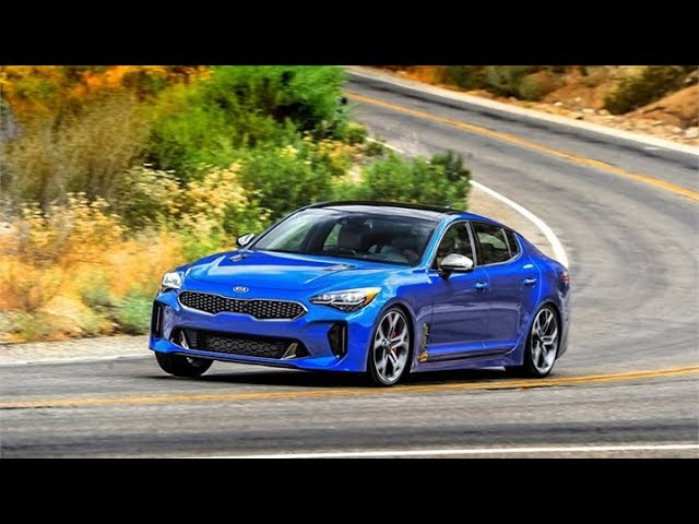 Awesome 2019 Kia Stinger (GT, Premium) Road Test Review
