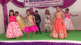 chota bacha jaan dance performance